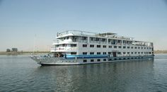 M/S Queen Nefer Nile cruise is a deluxe 04 stars floating hotel. M/S Queen Nefer…