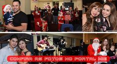 Evento com show de música ao vivo e a presença do Papai Noel para felicidade das crianças e sorteios de muitos brindes.