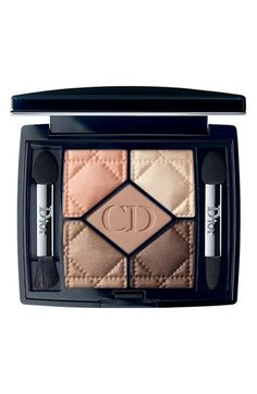 Free shipping and returns on Dior '5 Couleurs' Eyeshadow Palette at Nordstrom.com. Dior reinvents the 5 Couleurs legend with a harmonious collection of eyeshadow hues that give you a multi-faceted look. Its eyeshadows boast a wide variety of textures and shades with a host of different effects, including matte, satin, iridescent and ultra-shimmery to dress your eyes for any occasion. Create a look that's unique to you or follow one of the two ready-to-wear looks Dior has created just for…