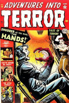 Adventures Into Terror 14