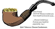 Killer tobacco is not the way. Free online No Tobacco. Only Cardamom ecards on No Tobacco Day World No Tobacco Day, Assisted Living