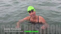 Swim training - breathing in open water techniques