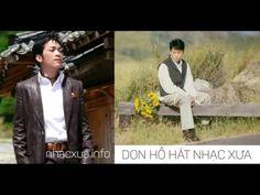 Những bài hát Nhạc Xưa hay nhất của Don Hồ - YouTube