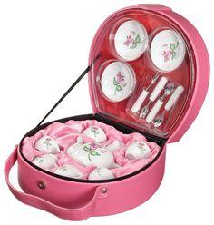 Tea Sets for a Little Girls Tea Party