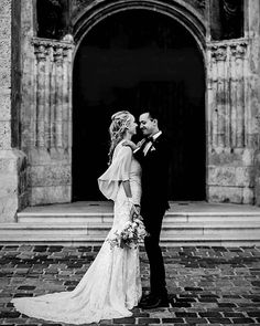 One of the most important parts of your wedding day is taking the time to make creative portraits. But right after you walk down the aisle the energy is a mixture of magical emotions! So few snaps of just two of you right after the ceremony is deffinitely a must have.  Gorgeus capture by:  @durin_weddings . . . . . . . . . #weddingcaravan #destinationwedding #coupleshooting #couplestravel #couplephotographer #coupleslovetravel #globecouples #letsgetlost #newyorkcouple #fashiondeliciouss… Destination Wedding, Wedding Day, Walking Down The Aisle, Creative Portraits, Caravan, Weddings, Couples, Wedding Dresses, How To Make