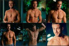 Ryan Gosling!! Yay! :)