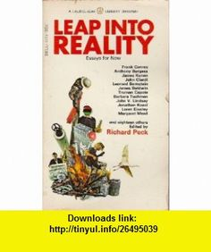 Leap Into Reality Richard Peck ,   ,  , ASIN: B000B69WT8 , tutorials , pdf , ebook , torrent , downloads , rapidshare , filesonic , hotfile , megaupload , fileserve