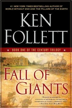 I'll read pretty much anything by Ken Follett, especially if it's historical fiction. I'm anxiously awaiting the second book in this trilogy!