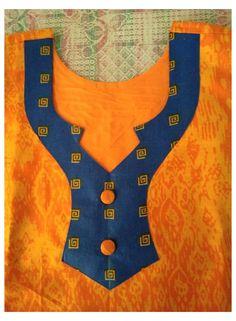 Chudithar Neck Designs, Neck Designs For Suits, Neckline Designs, Sleeves Designs For Dresses, Blouse Neck Designs, Salwar Suit Neck Designs, Churidar Designs, Kurta Neck Design, Salwar Neck Patterns