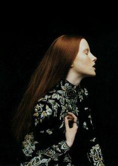 Magdalena Jasek by Gregory Derkenne for Amica Italia via moldavia