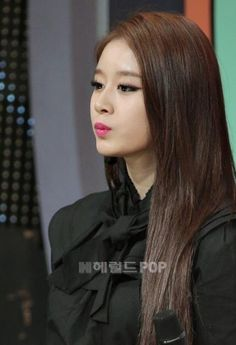 150127 MC Jiyeon SBS MTV The Show