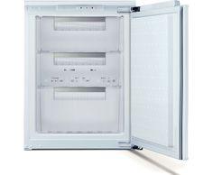 Siemens GI14DA65 Unterbau-Gefrierschrank, Eingebaut, A++ - Weiss