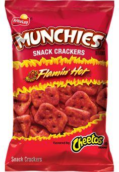 We make the best snacks on earth and have good fun while we're at it! Hot Snacks, Junk Food Snacks, Pringle Flavors, Heath Food, Best Food Ever, Food Goals, Cute Food, Food Cravings, Red Foods