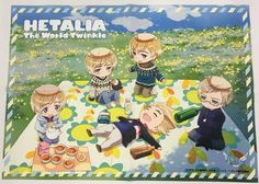 Hetalia The world Twinkle The Nordic