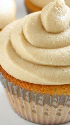 Peanut Butter Cupcakes Recipe