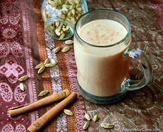 Kashmiri Chai (also http://webhome.cs.uvic.ca/~salam/recipes/KashmiriChai.pdf)