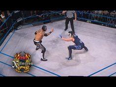TNA Xplosion Match -Tigre Uno vs. Manik