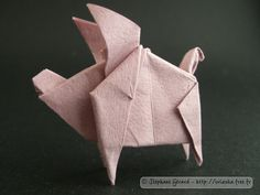 Origami ...........click here to find out more http://googydog.com