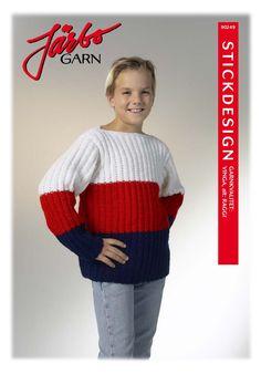 Cool children's sweater.