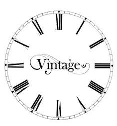 Clock 023