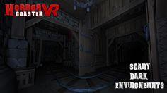 Horror Roller Coaster VR – screenshot