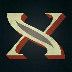 #letter #X