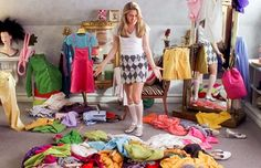 I Made $700 Selling My Old Clothes — And I Didn't Use eBay  Read more: http://www.businessinsider.com/poshmark-to-sell-clothes-2014-10#ixzz3GFfKTtnP