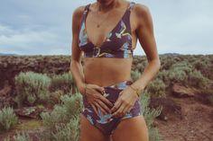 R A P T O R || Fillis the Firecracker Top + Louise the Lush Pant