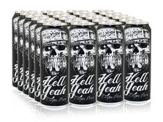 Hell Yeah Lager Beer 24x0,568L (4,9% Vol.)