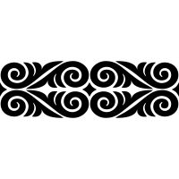 Maori Patterns, Islamic Patterns, Stencil Patterns, Pattern Art, Joker Drawings, Mandala Art Lesson, How To Make Stencils, Carving Designs, Bracelet Crafts