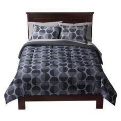 Black Dot Comforter