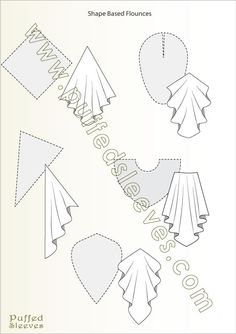 Tutorial How to Make a Victorian Jabot Victorian by