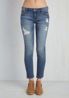 Cache Crop Jeans