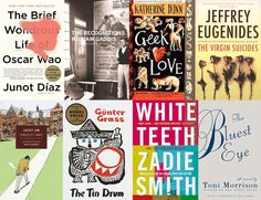 Best debut novels since 1950