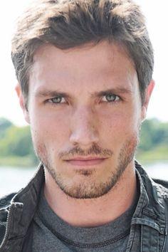 Ryan Bowden (aka Ryan Douglas), British model.