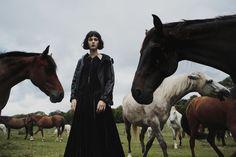 Vittoria Ceretti In 'Post Rave' By Fanny Latour-Lambert For Grey Magazine Fall…