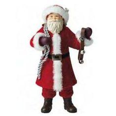 2011 Father Christmas  - Table  Display Ornament