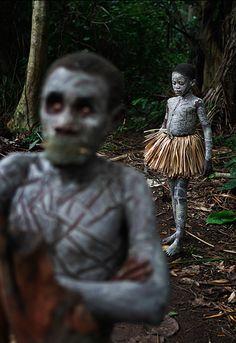 REPUBLICA DO CONGO Ituri Forest Pygmies