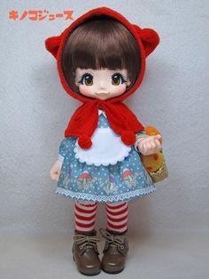 Kinoko juice Kiki doll