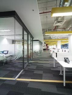 Futurespace — McCann Office Space Design, Workspaces, Office Interiors, Offices, Conference Room, Stairs, Rooms, Studio, Amazing