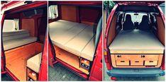 Matratze für Campingmobil selbst machen