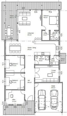 Casas pequenas de dos pisos mexicanas plano de casa for Casa moderna 60 m2
