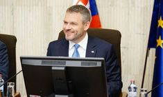Sarà il premier Peter Pellegrini a guidare la lista elettorale di Smer-SD List, Tv, Television Set, Television