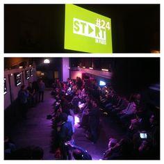 Startin Paris : 5 startups pitchent leur projet. Cette 24eme édition tournait beaucoup autour des comparateurs www.simplib.com