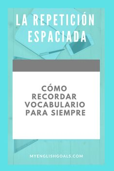 Cómo aprender vocabulario para siempre fácilmente English Resources, English Tips, English Fun, English Idioms, English Words, English Lessons, English Vocabulary, English Grammar, Learn English