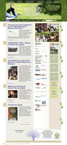 Website, memoireracines.org
