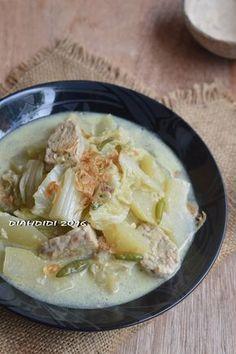 Diah Didi's Kitchen: Sayur Gurih Pepaya Muda