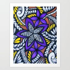 my manamea Art Print by Lonica Photography & Poly Designs. Worldwide shipping available at Society6.com. Just one of millions of high quality products available.