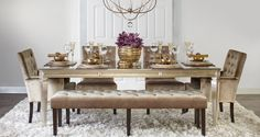 Stylish Home Decor & Chic Furniture At Affordable Prices Dining Decor, Dining Room Design, Dining Rooms, Dining Sets, Fine Dining, Inexpensive Home Decor, Cheap Home Decor, High Dining Table, Affordable Modern Furniture