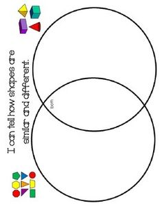 Free Printable Worksheets for Early Years/KS1 2D shape